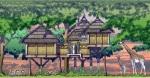 تصور مستقبلي لمطعم بيت الأشجار